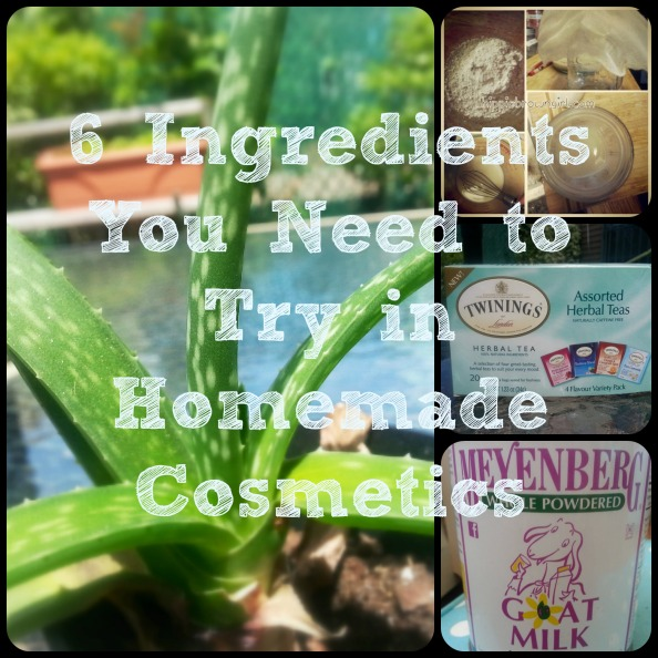 Make Your Own Lotion: Water Phase Ingredients toTry